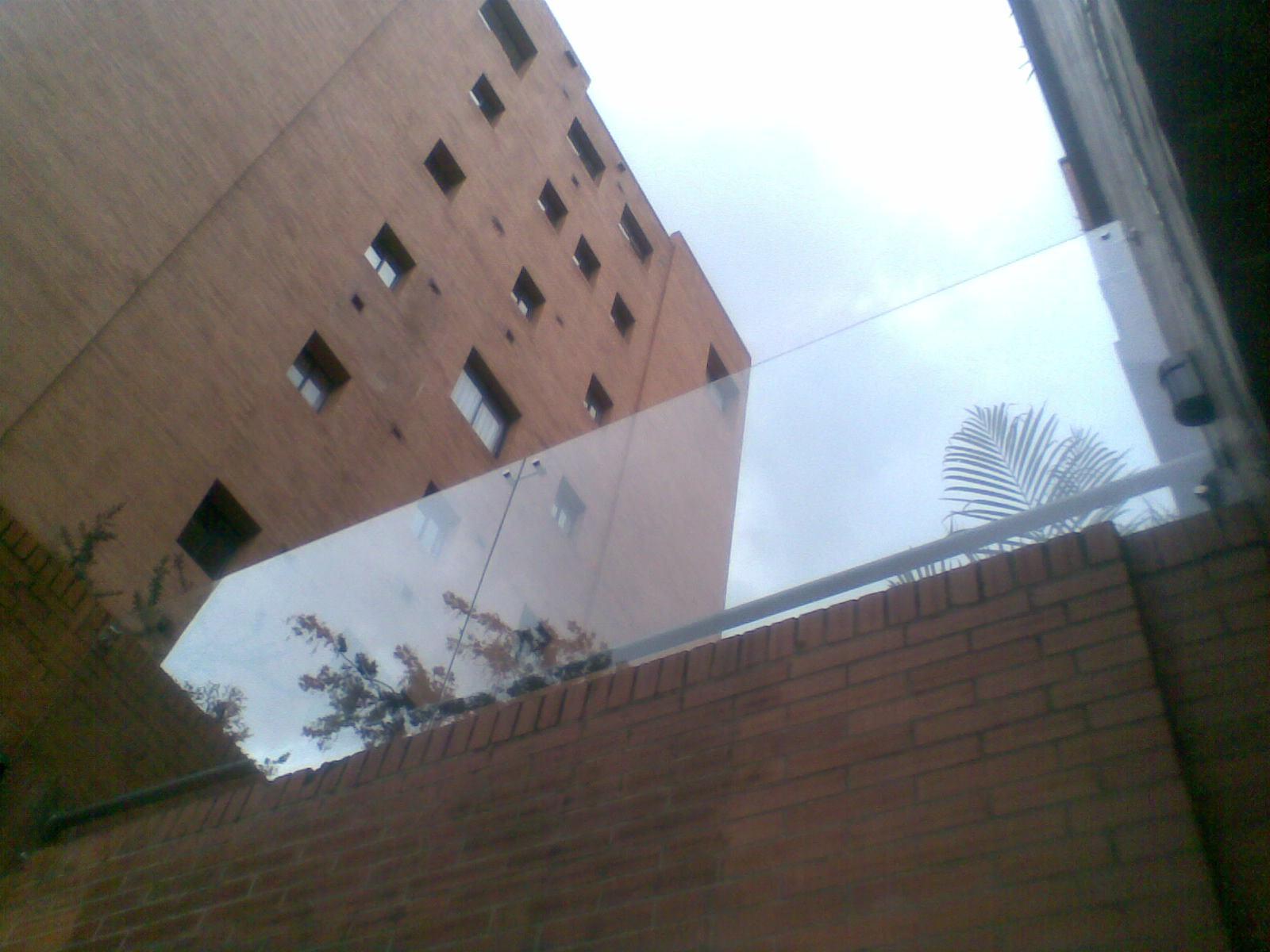 cerramientos en vidrio
